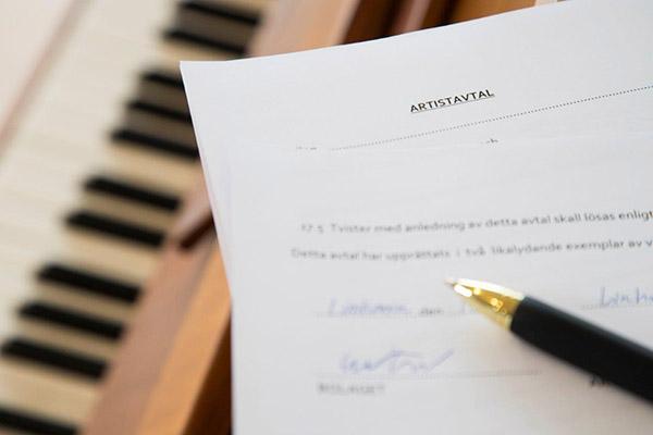 Musikjuridik hos Limhamnsjuristen