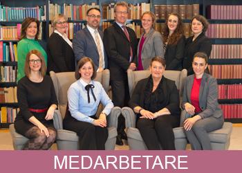 Medarbetare hos Advokatbyrån Limhamnsjuristen i Malmö